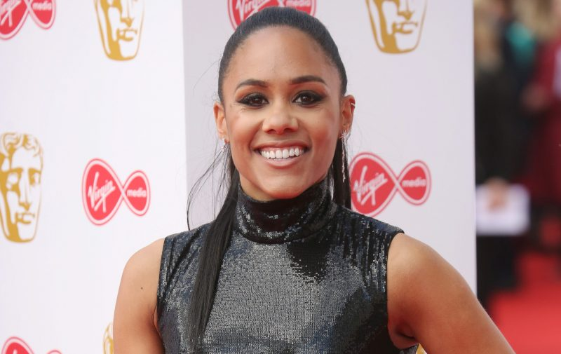 Strictly Come Dancing: Former footballer Alex Scott already favourite to win