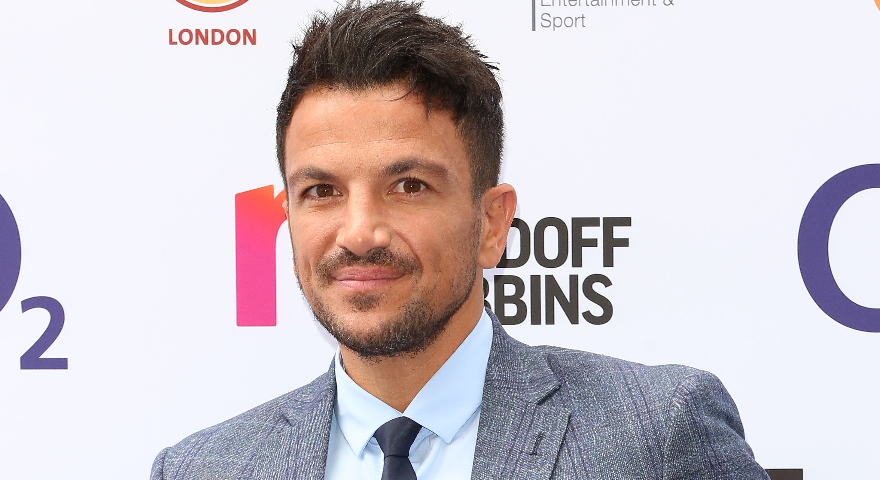 Peter Andre slammed by fans over 'unsafe' holiday video of son Junior