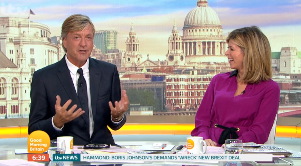 GMB fans in hysterics over Kate Garraway's question to Richard Madeley