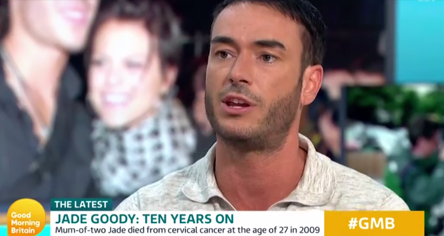 Jade Goody's widower Jack Tweed admits he can't be with anyone else