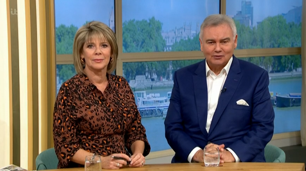This Morning viewers call out blunder during weight crisis call-in