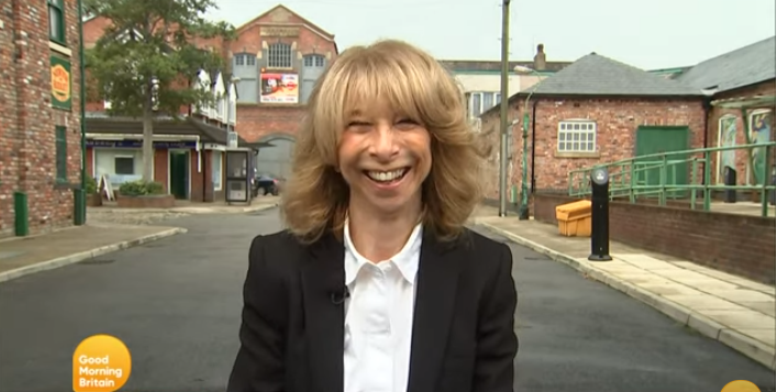 Coronation Street's Helen Worth updates fans about Gail's new life in Thailand