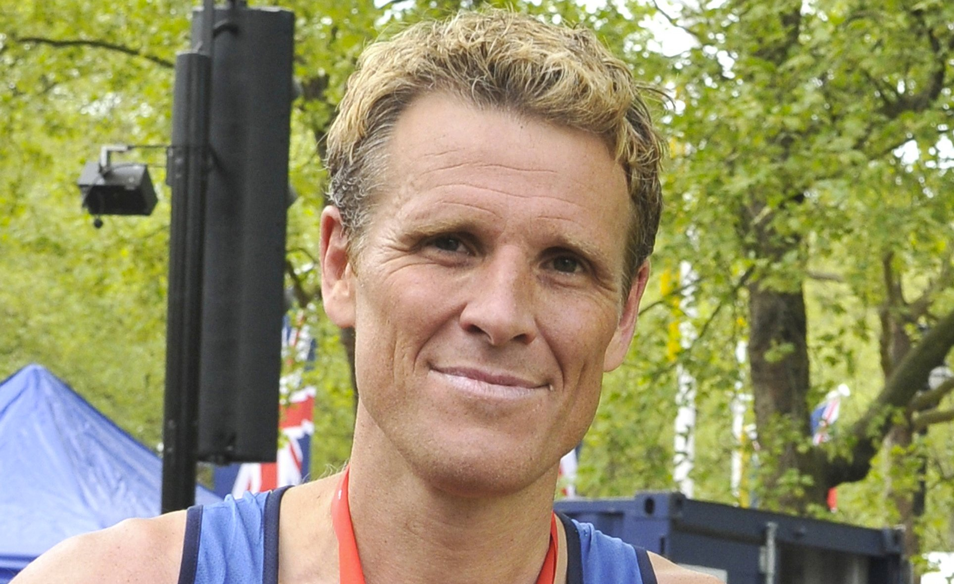 James Cracknell involved in a road accident just weeks before Strictly starts
