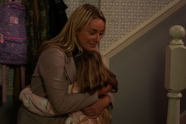 Tamzin Outhwaite's emotional goodbye to EastEnders