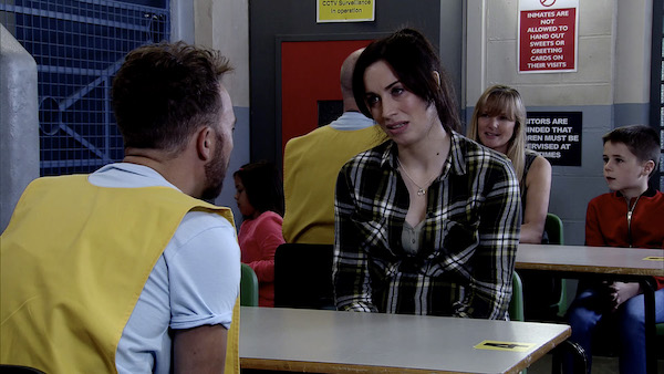 Coronation Street SPOILER: Shona hides a huge secret from David