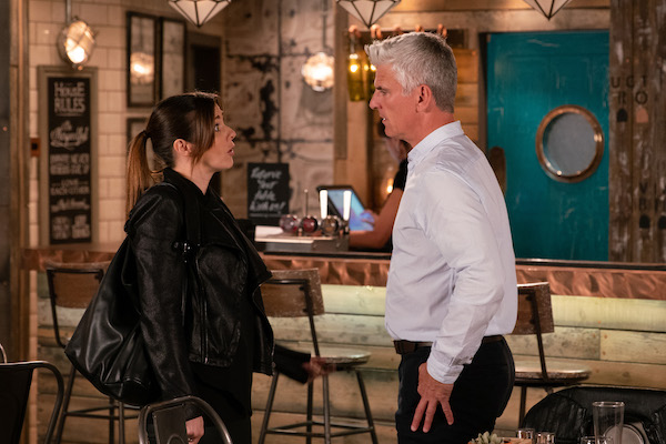 Coronation Street SPOILERS: Michelle 'finally learns the truth about Robert'