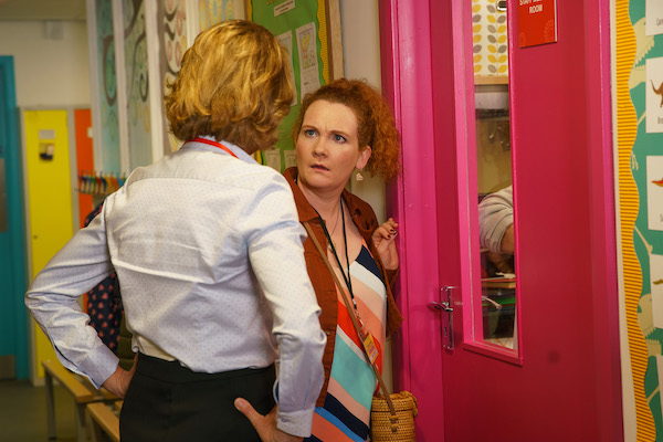 Coronation Street SPOILER: Fiz's return causes trouble with the police