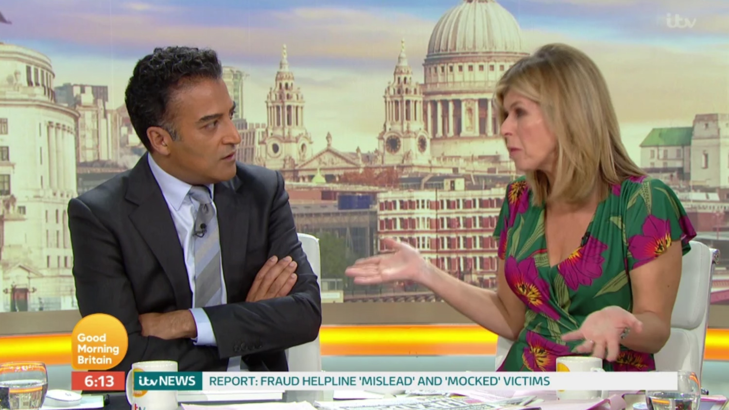 Good Morning Britain's Adil Ray goes on a heated rant