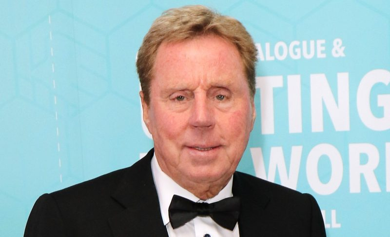 Harry Redknapp shares epic '80s throwback with doting wife Sandra