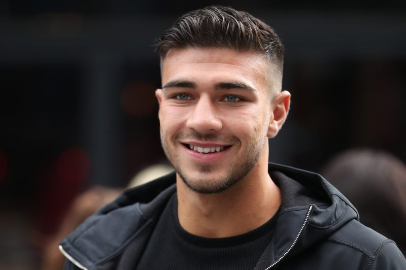 Tommy Fury reportedly in talks for Dancing On Ice 2020