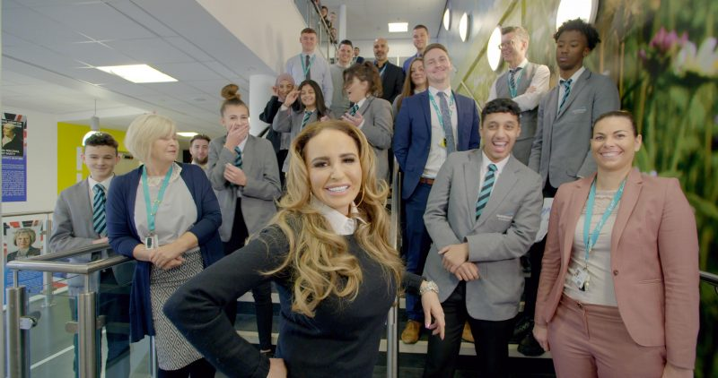 Disgruntled viewers turn against 'gimmicky' Channel 4 series Secret Teacher