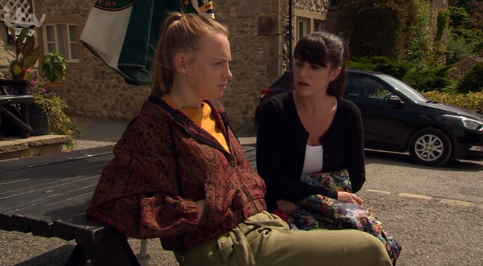 Emmerdale Amy Kerry Credit: ITV