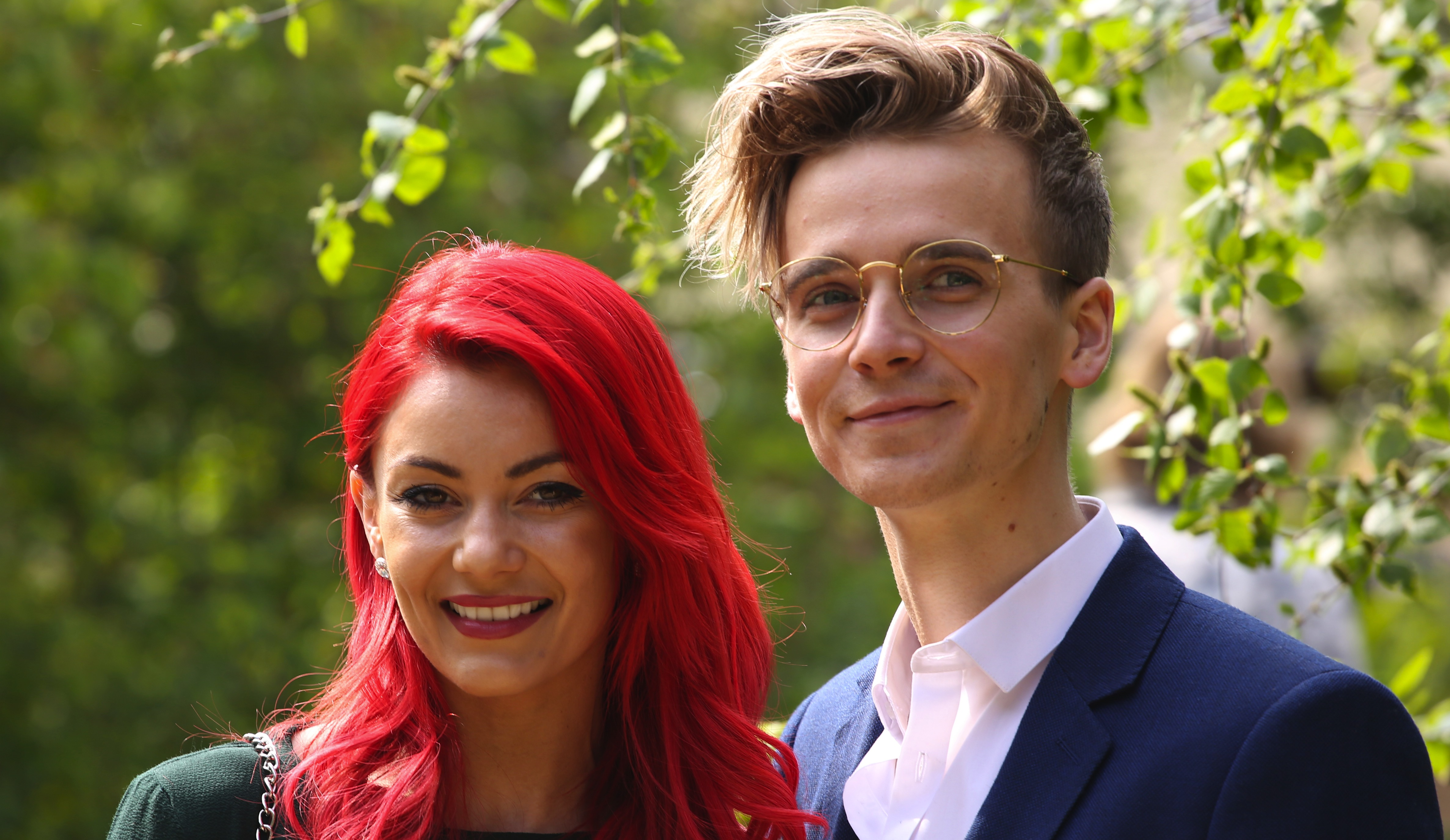 Strictly Come Dancing: Dianne Buswell and Joe Sugg announce that they're moving in together