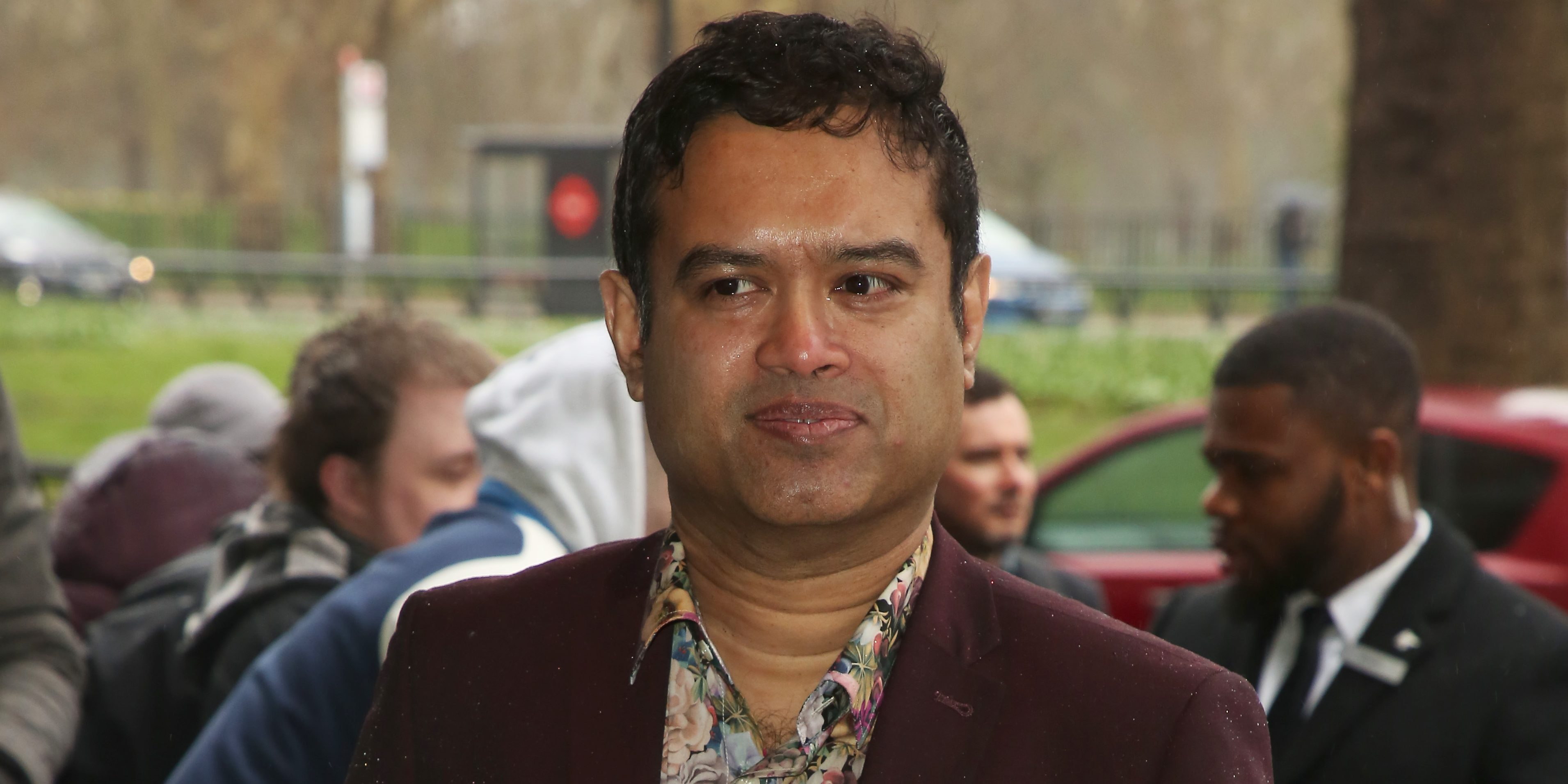 The Chase's Paul Sinha is using Parkinson's battle for comedy material