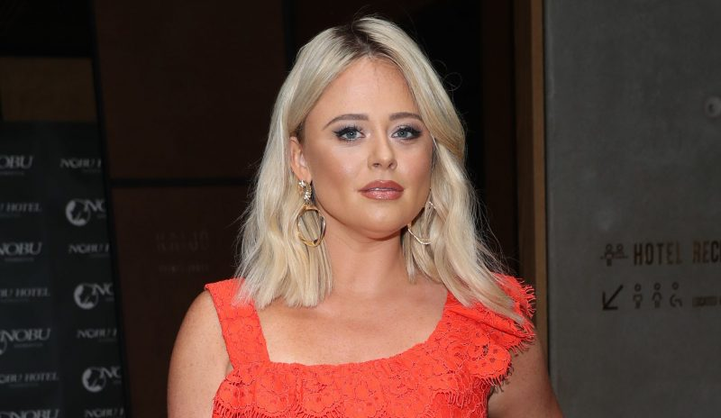 Emily Atack shares cute throwback with 'twin' sister Martha