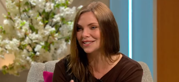 Samantha Womack added vodka to her water during latest stage play