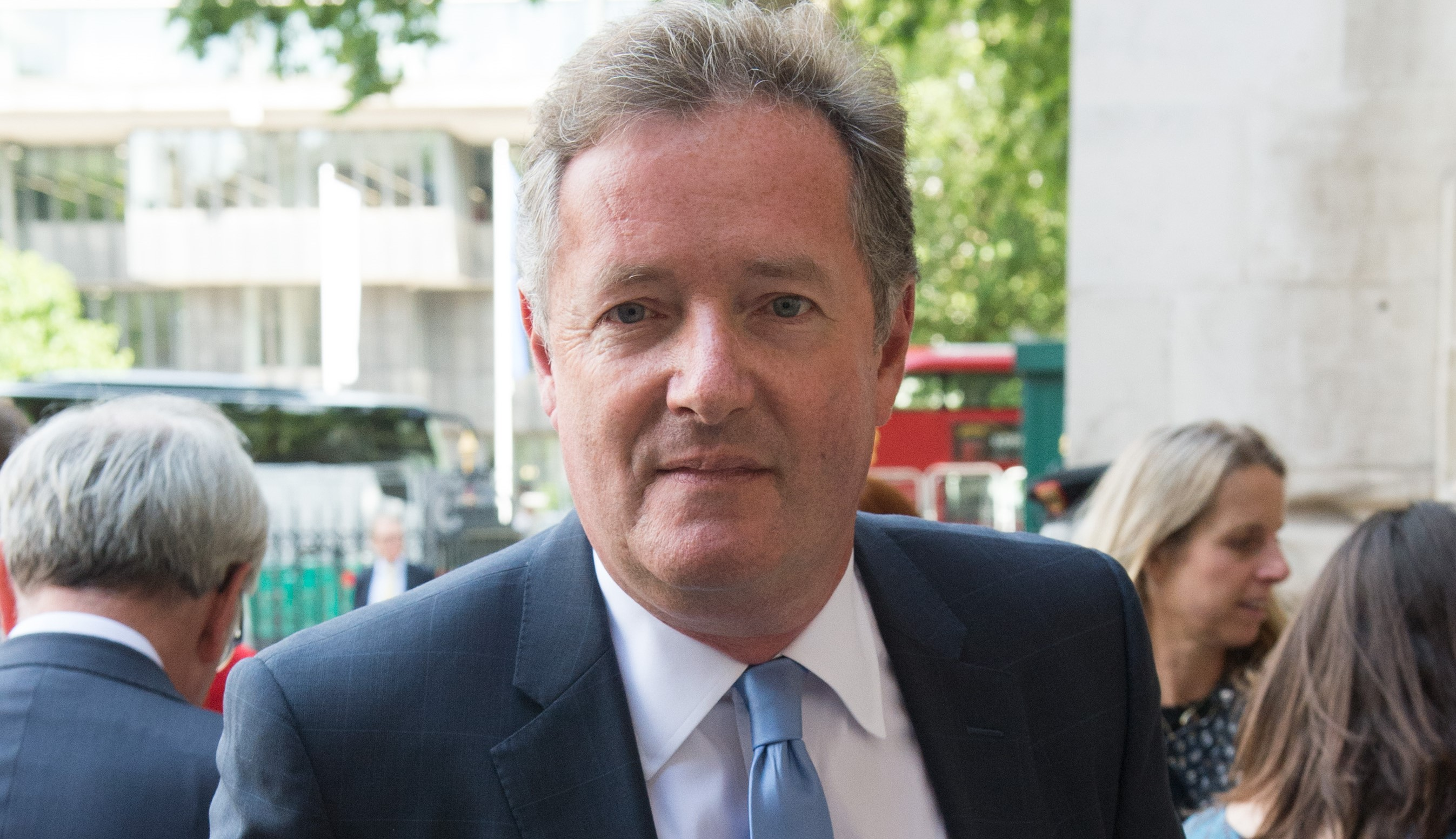 Piers Morgan stuns fans with photo of his 'youthful' dad