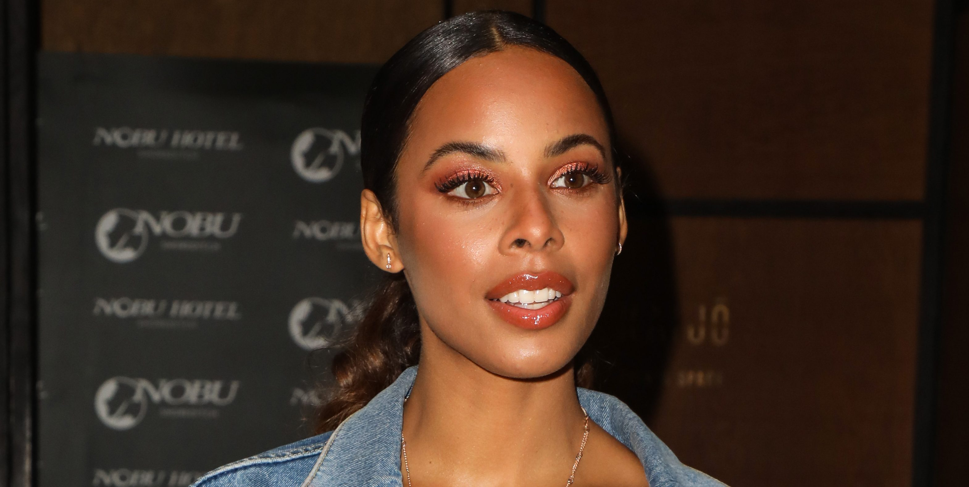 Rochelle Humes shares make-up-free selfie after sleepless night with her youngest daughter