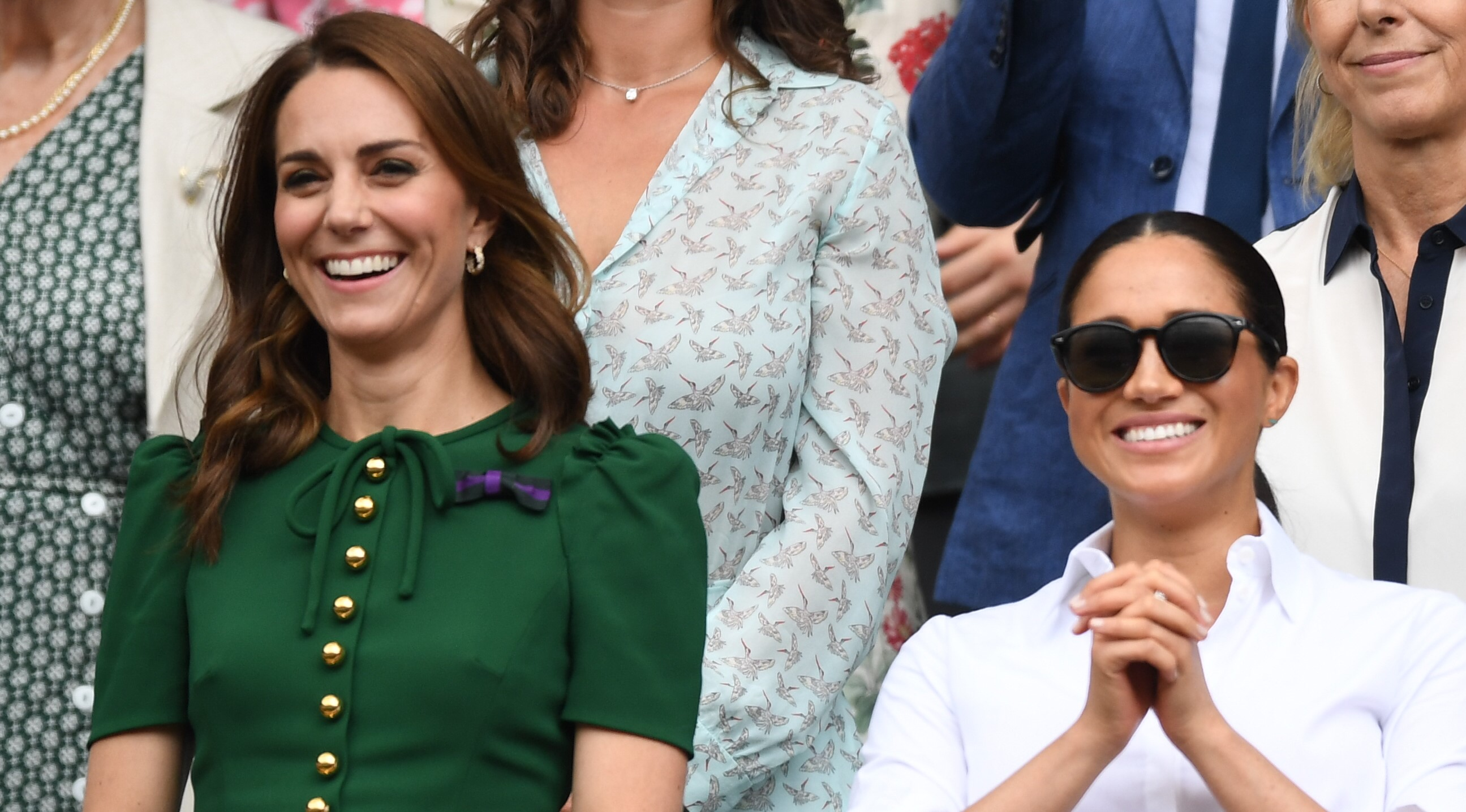 Bookies slash odds for Kate AND Meghan to have babies next year