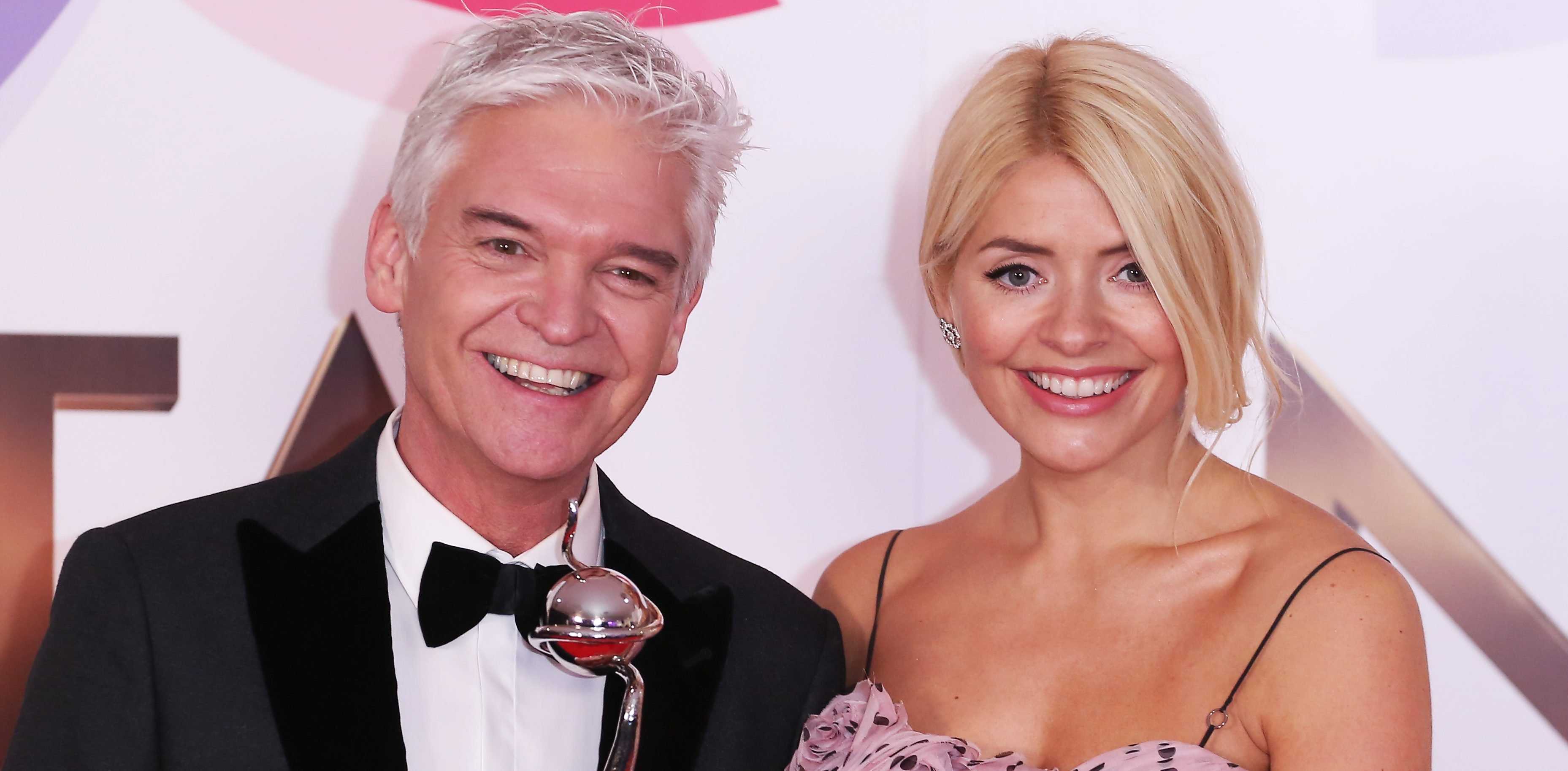 Declan Donnelly jokes that ITV bosses force Holly Willoughby to holiday with Schofe