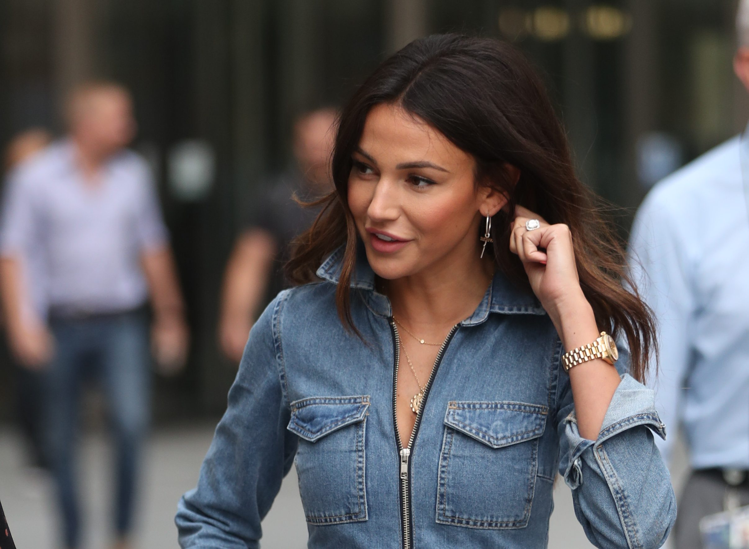 Michelle Keegan reveals honest attitude to her appearance at 32
