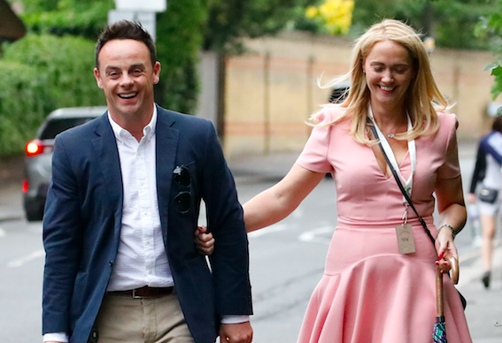 Ant Mcpartlin Set To Move To 6 Million House With Girlfriend Entertainment Daily