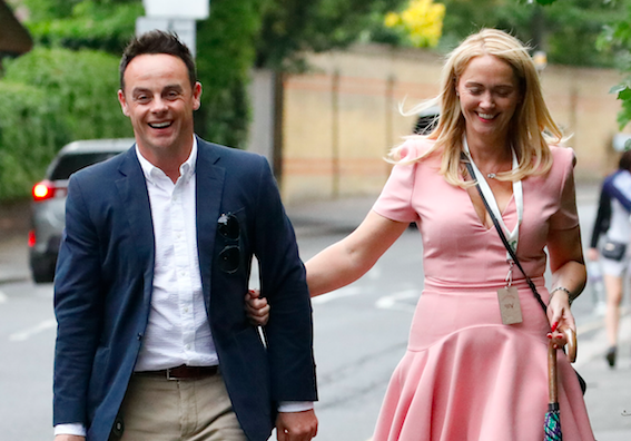 Ant McPartlin 'set to move into £6 million house' with girlfriend Anne-Marie Corbett
