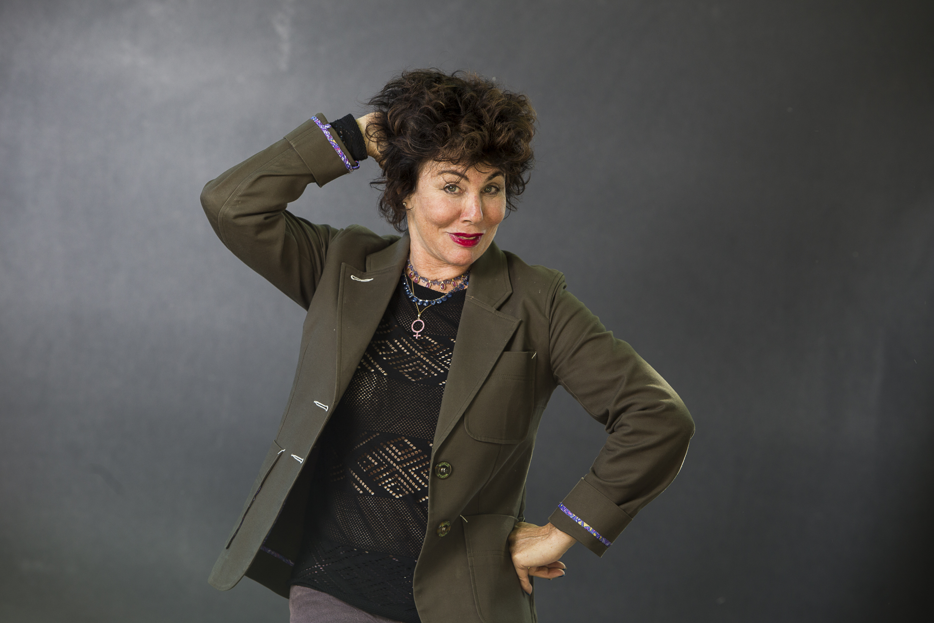 Ruby Wax severely injured in horror horse accident