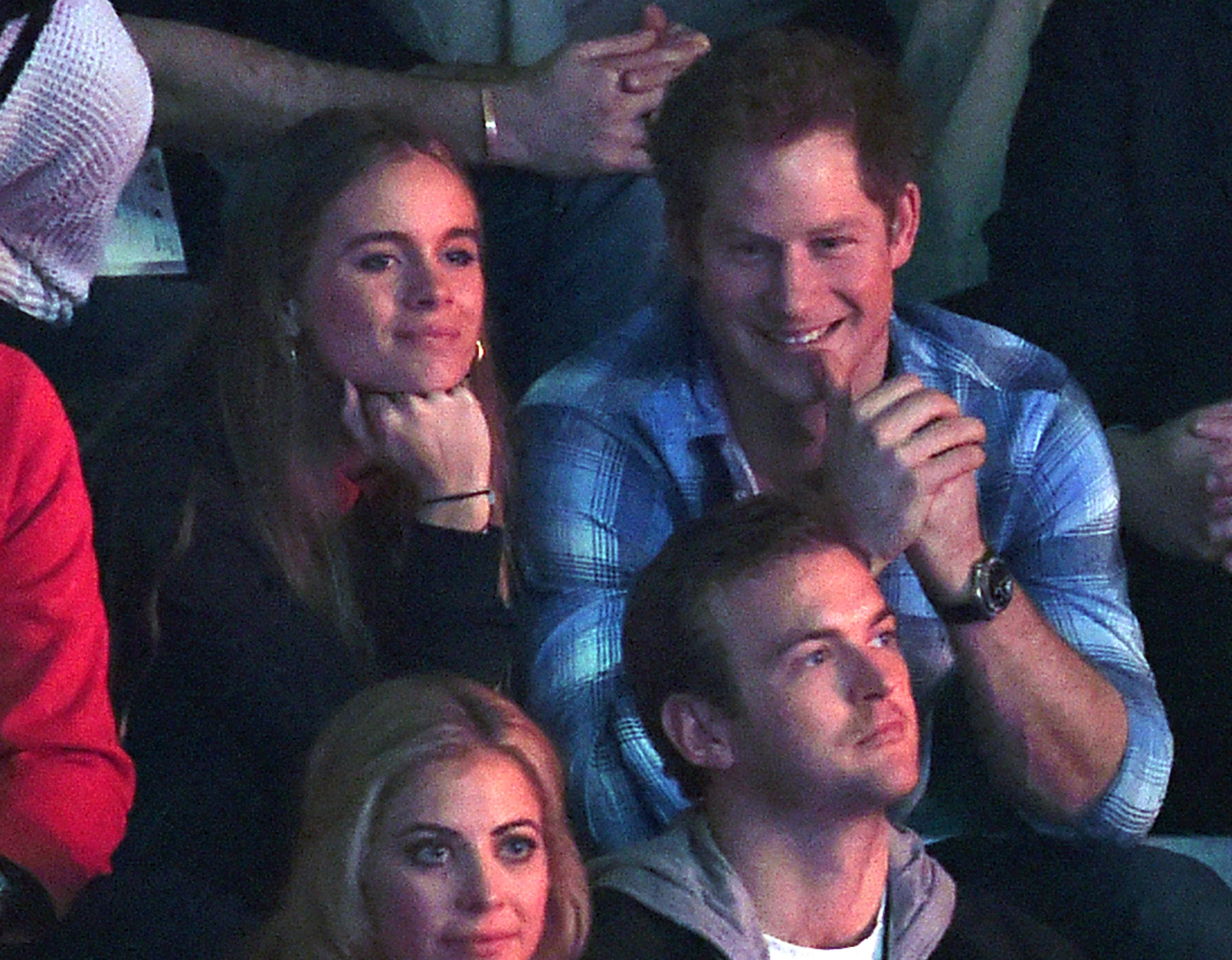 Prince Harry's Ex Cressida Bonas Is Engaged to Another Guy Named Harry