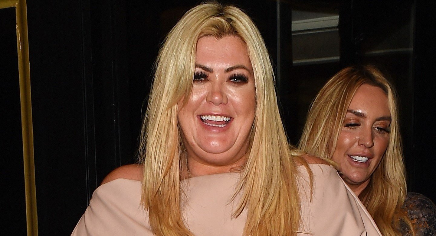 Fans beg Gemma Collins to sign up to Strictly as she shows off dance moves