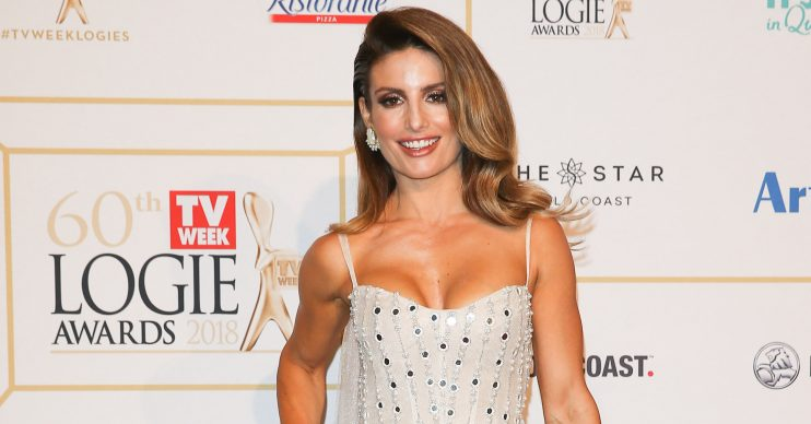 Celebrities attend the 2018 TV Week Logie Awards in the Gold Coast. Celebrities are seen mingling and chatting with each other, doing interviews and posing on the red carpet. Pictured: Ada Nicodemou Ref: SPL5007473 010718 NON-EXCLUSIVE Picture by: SplashNews.com Splash News and Pictures Los Angeles: 310-821-2666 New York: 212-619-2666 London: 0207 644 7656 Milan: +39 02 56567623 photodesk@splashnews.com World Rights