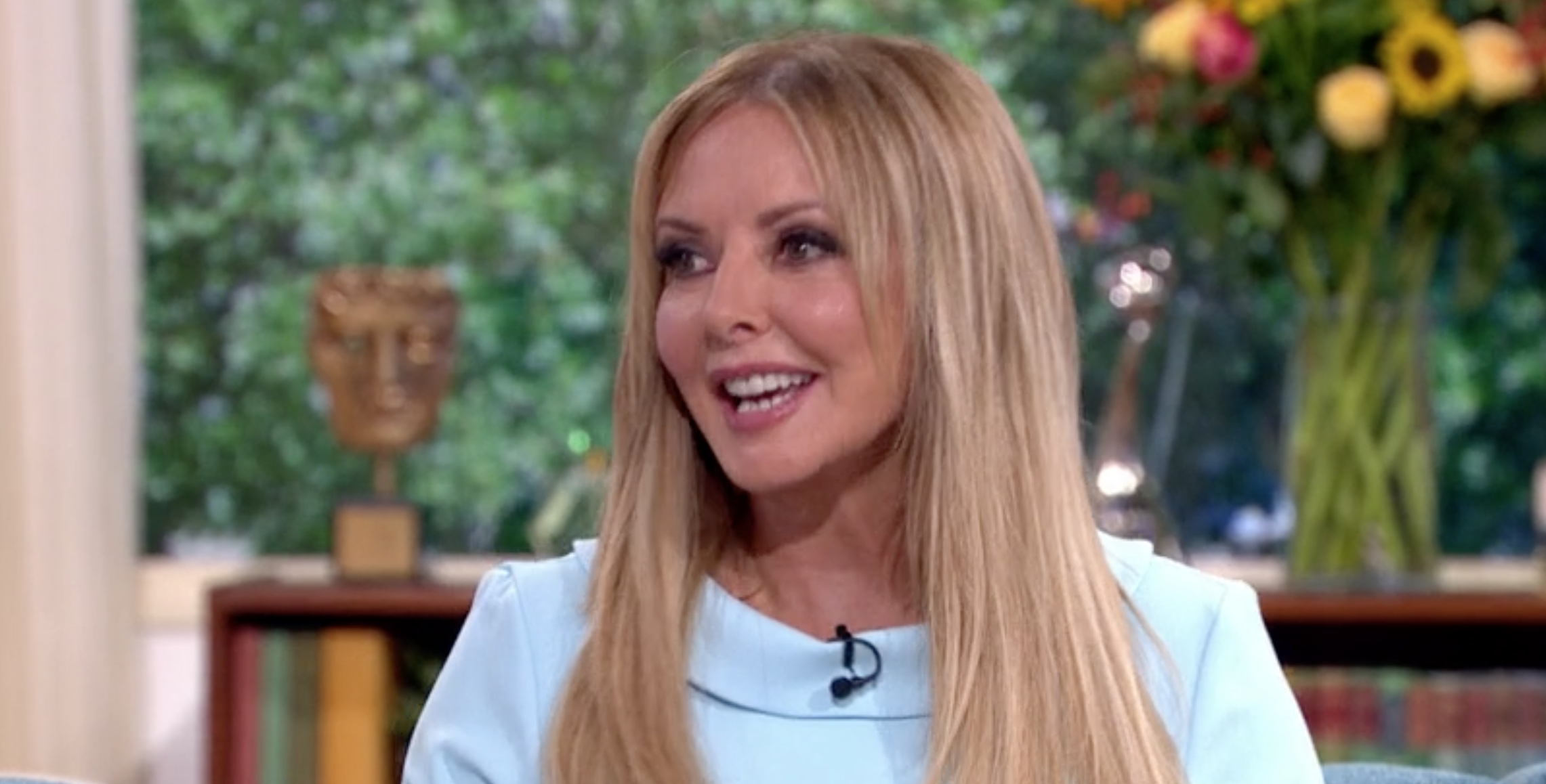 Carol Vorderman slams critics who called her 'mutton dressed as lamb'