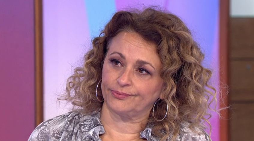 Nadia Sawalha waves daughter off to festival amid bitter feud with sister Julia