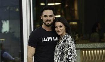 Kym Marsh supports Faye Brookes after Gareth Gates split
