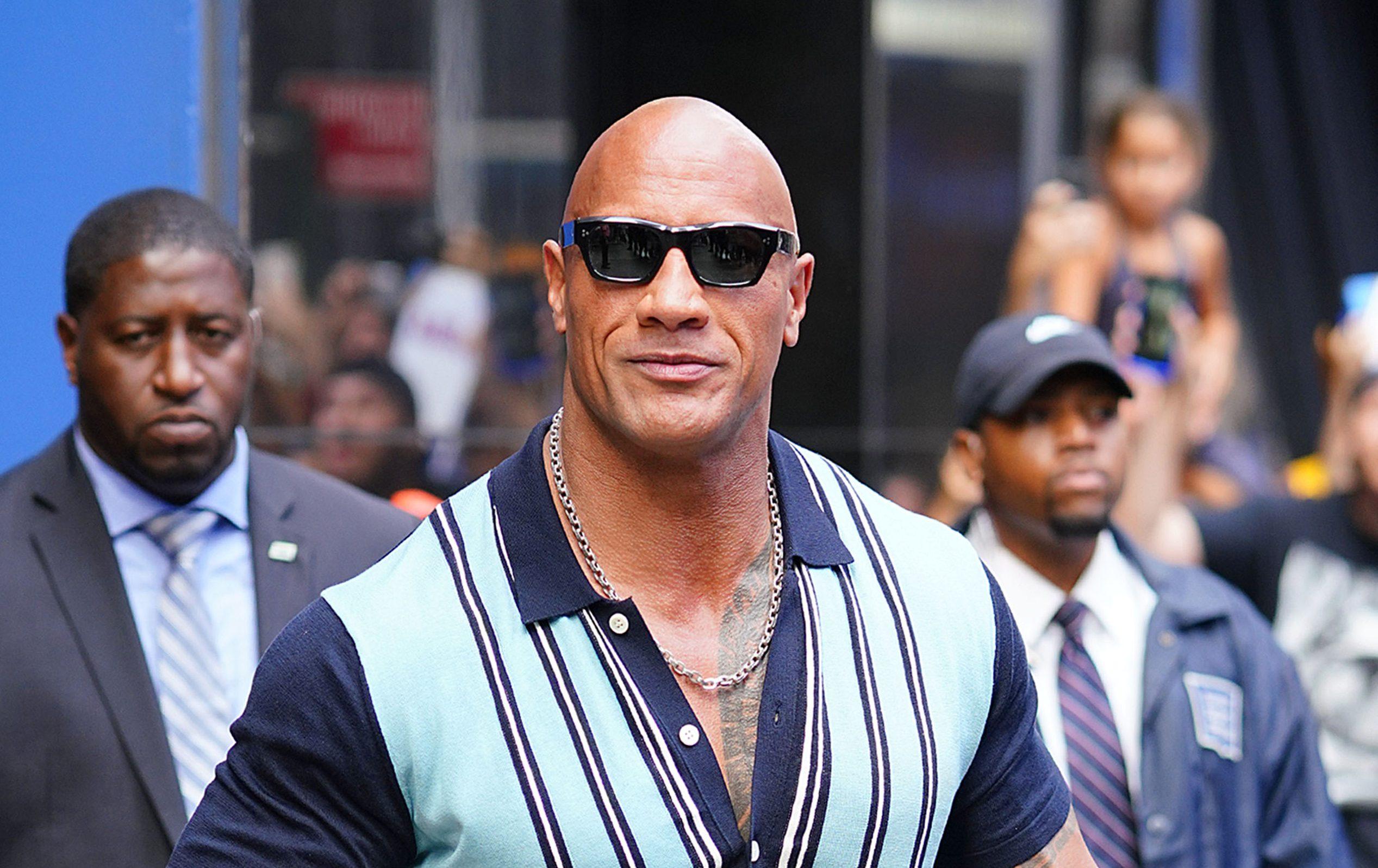 Fast & Furious legend Dwayne The Rock Johnson has married