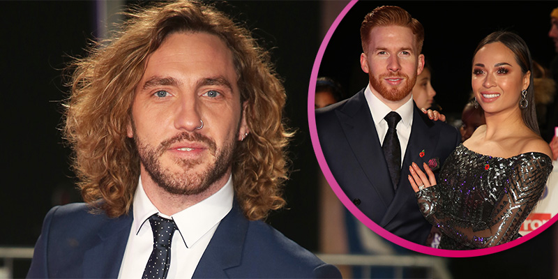 Seann Walsh 'makes jibe about Strictly's Neil and Katya Jones' split' at stand-up gig