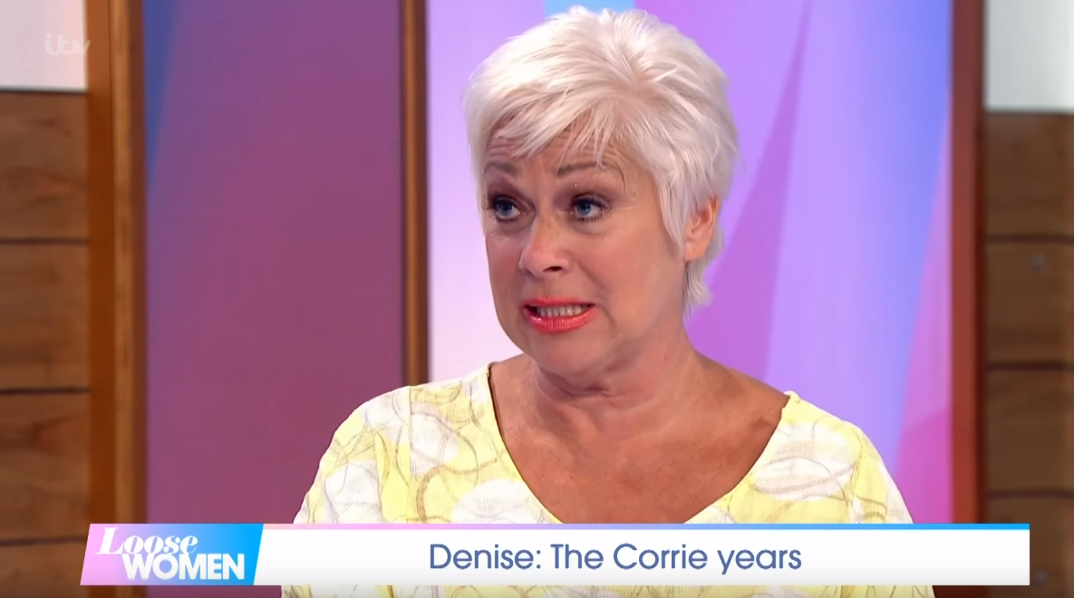 Denise Welch teases Coronation Street return for Natalie Barnes