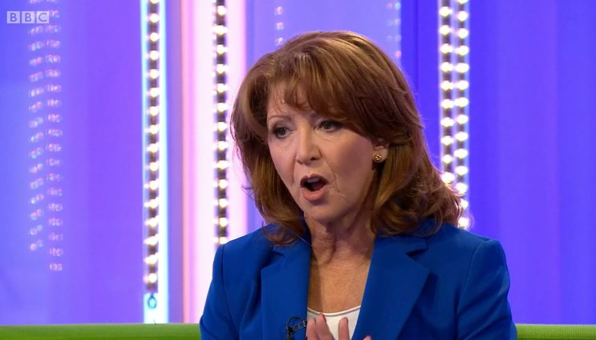 The One Show thrown into chaos by guest Bonnie Langford's sudden exit