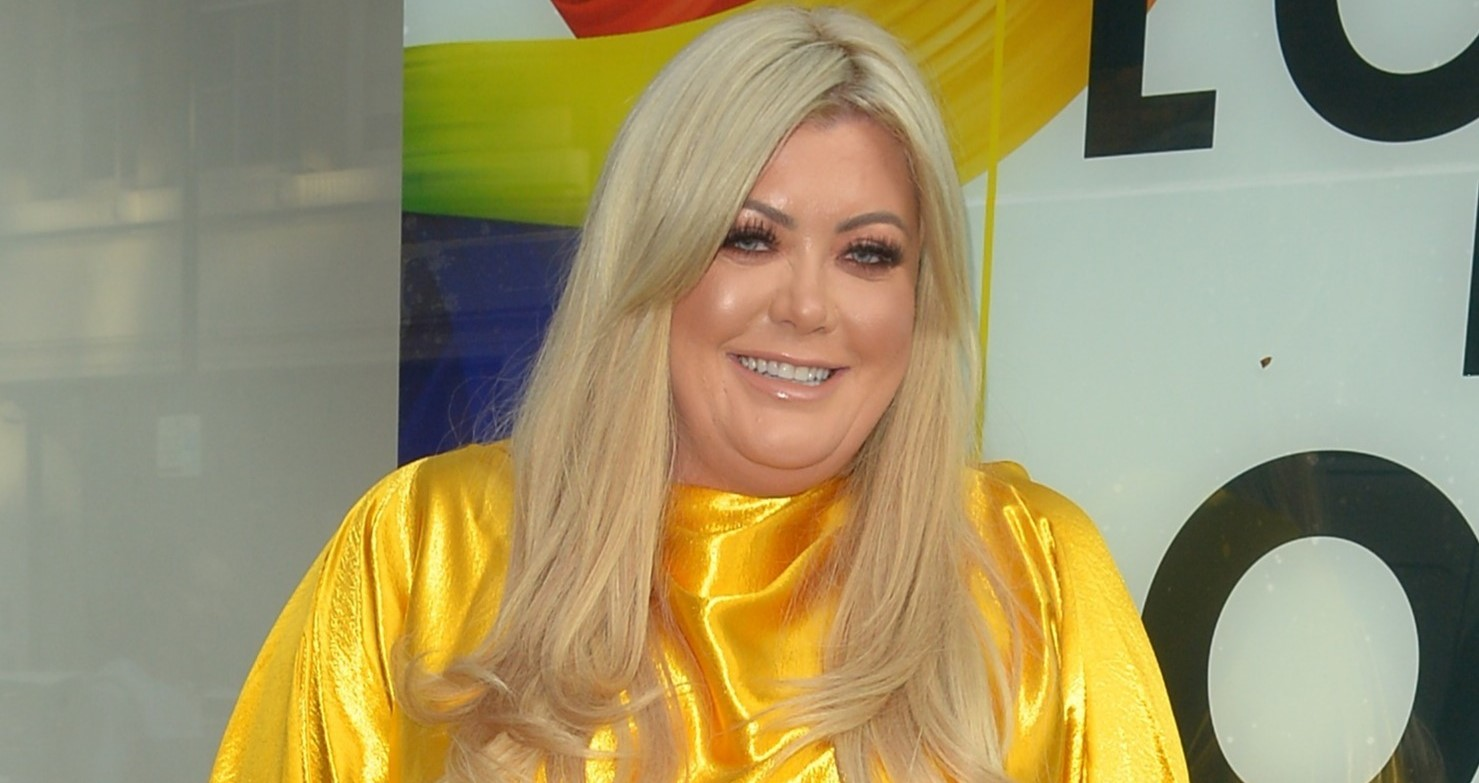 Gemma Collins reveals she's lost one stone after suffering from gastroenteritis