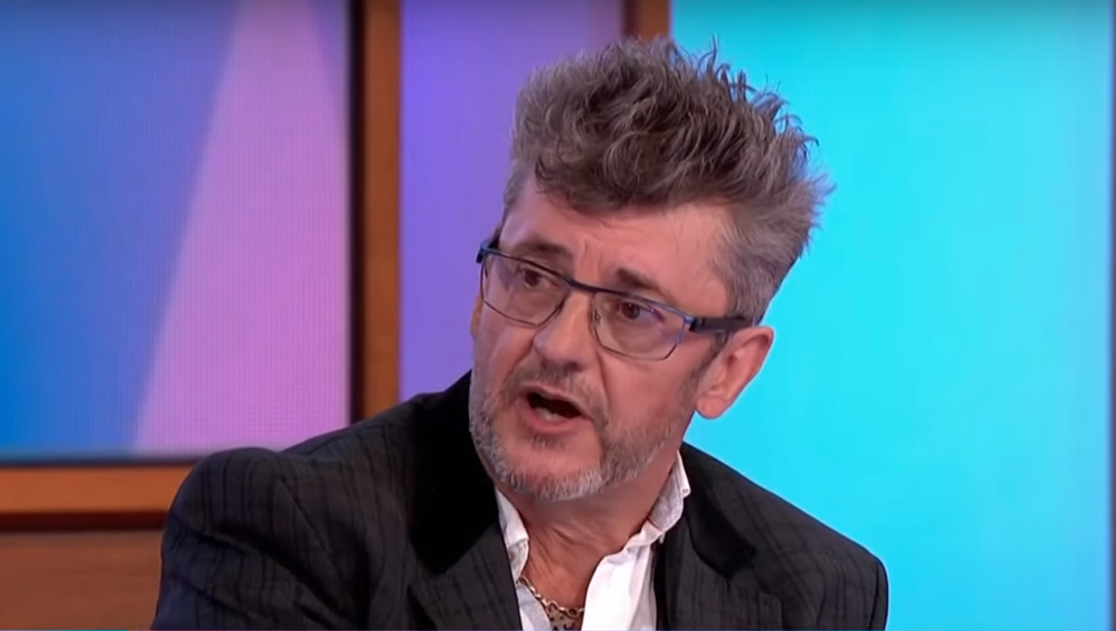 Joe Pasquale reveals body transformation after dropping nearly two stone