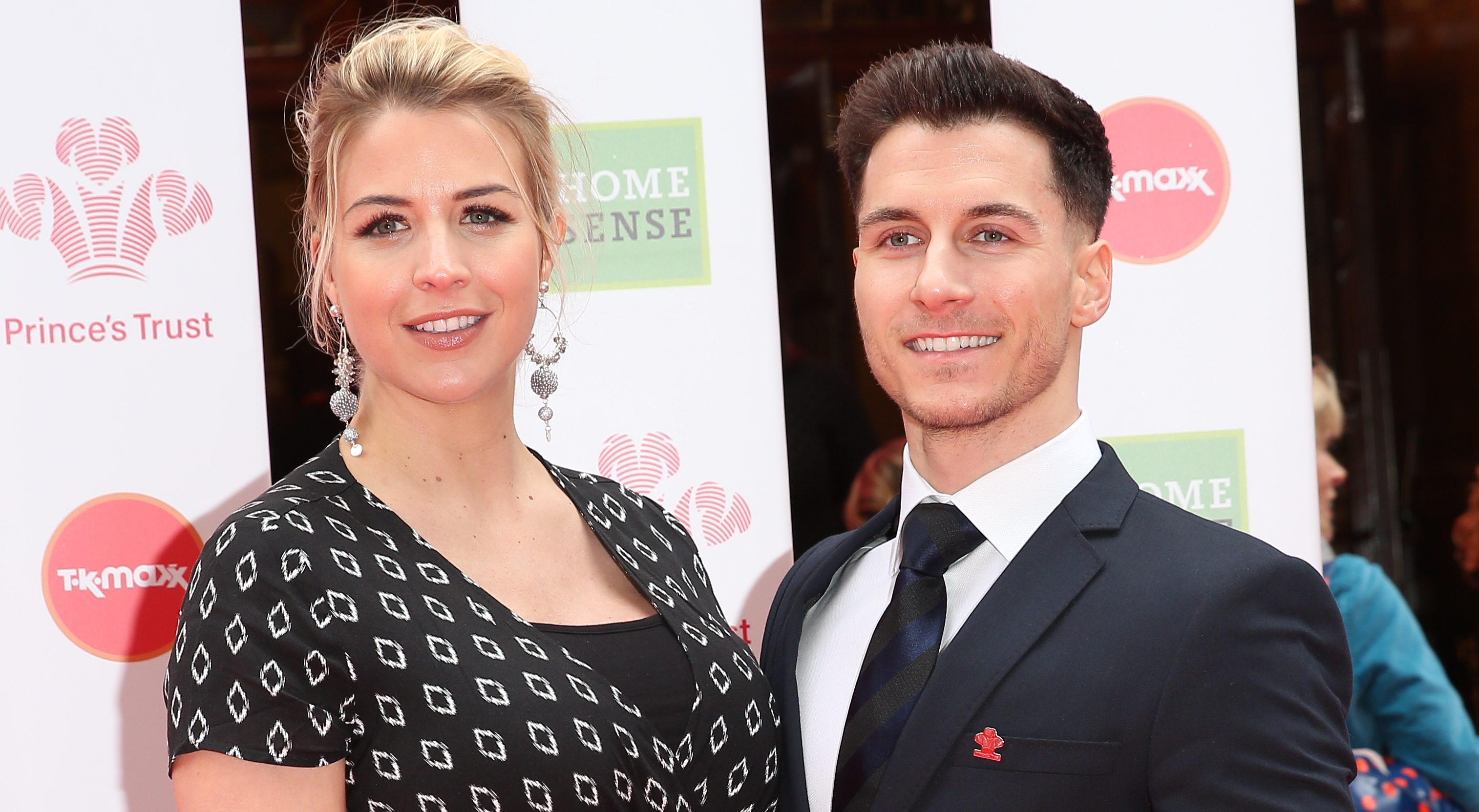 Strictly Come Dancing: Gemma Atkinson breaks her silence on Gorka's 'demotion'
