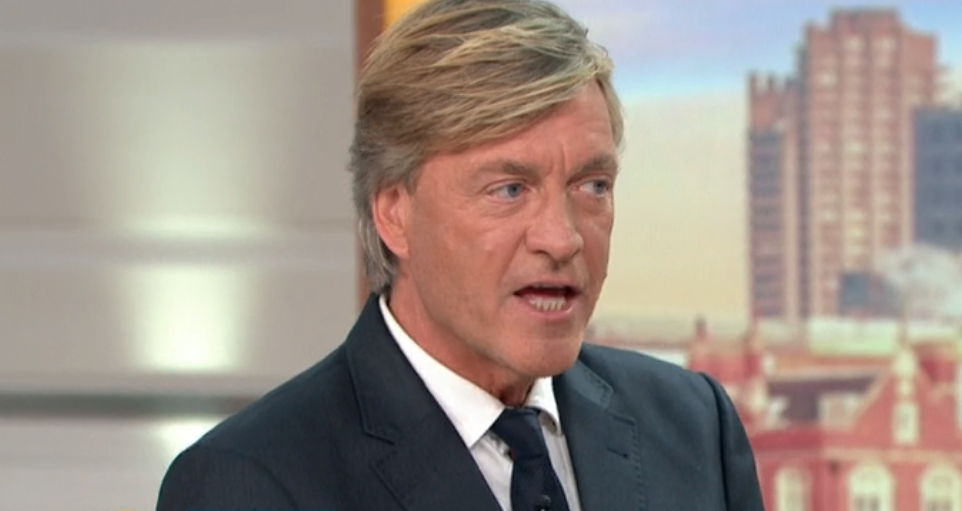 Richard Madeley 'turned down Strictly Come Dancing' because he 'would look so stupid'