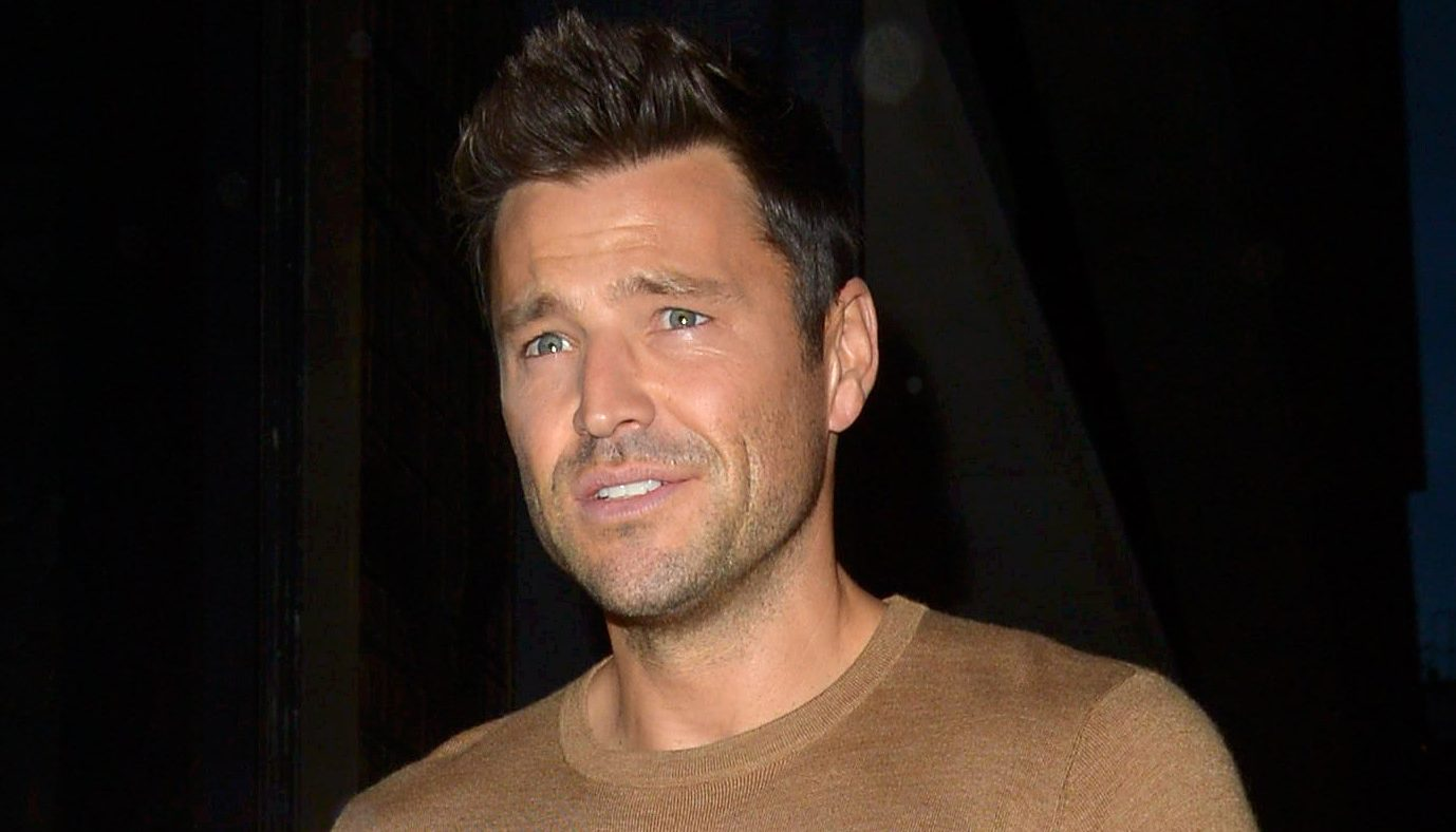 Unearthed footage of Mark Wright crying at Jade Goody's wedding