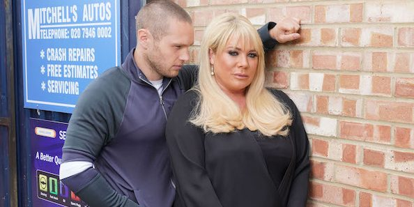 EastEnders boss says Sharon Christmas affair reveal 'won't end the way we expect'