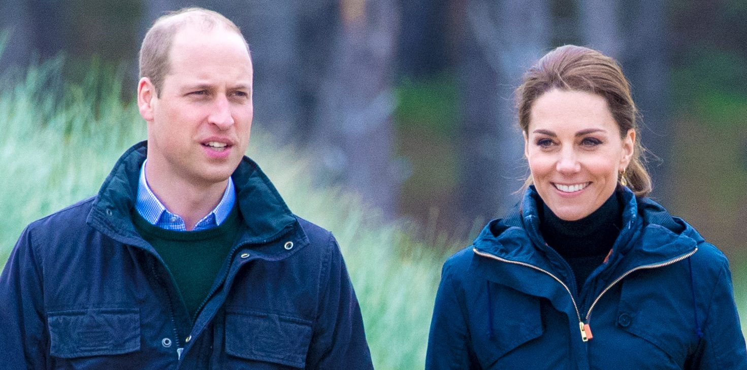 Kate Middleton and Prince William take their kids to Scotland on a £73 budget flight
