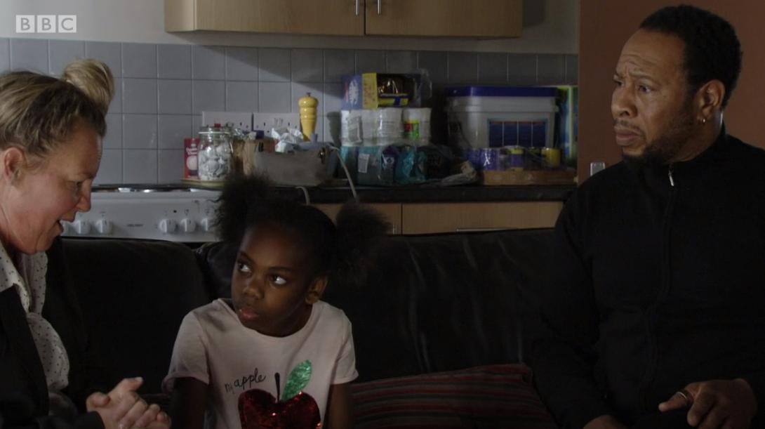 EastEnders SPOILERS: Thing get worse between Karen and Bailey