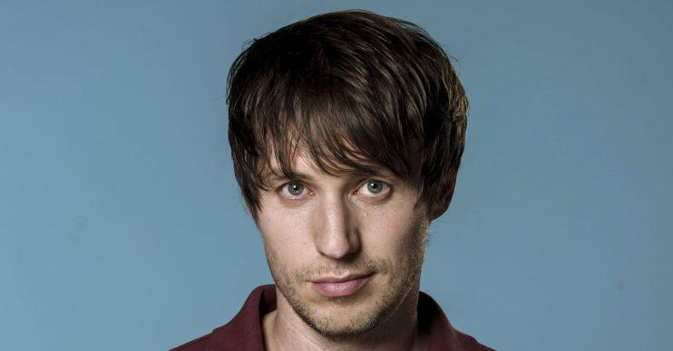 Programme Name: Casualty - Portraits - TX: n/a - Episode: Casualty - Portraits (No. n/a) - Picture Shows: Max Walker (JAMIE DAVIS) - (C) BBC - Photographer: Alistair Heap