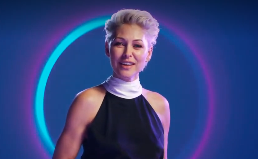 Emma Willis undergoes dramatic makeovers for return of reality series The Circle
