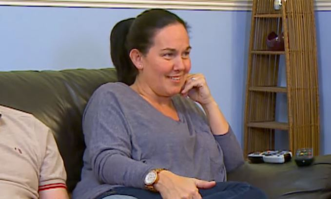 Scarlett Moffatt's mum looks a world away from her Gogglebox