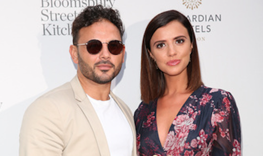Lucy Mecklenburgh suggests she and Ryan Thomas 'won't live together' after marriage